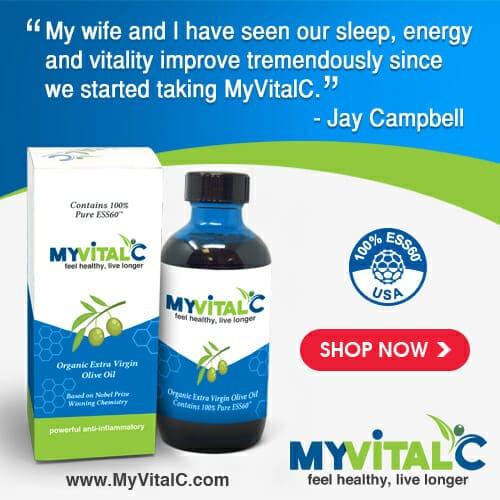 MyVitalC Ad