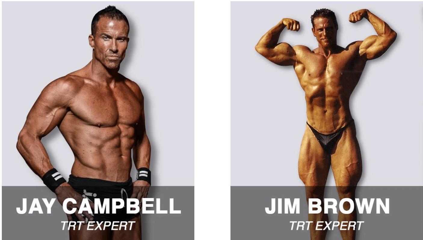 JayCampbell-JimBrown-TRT-Experts