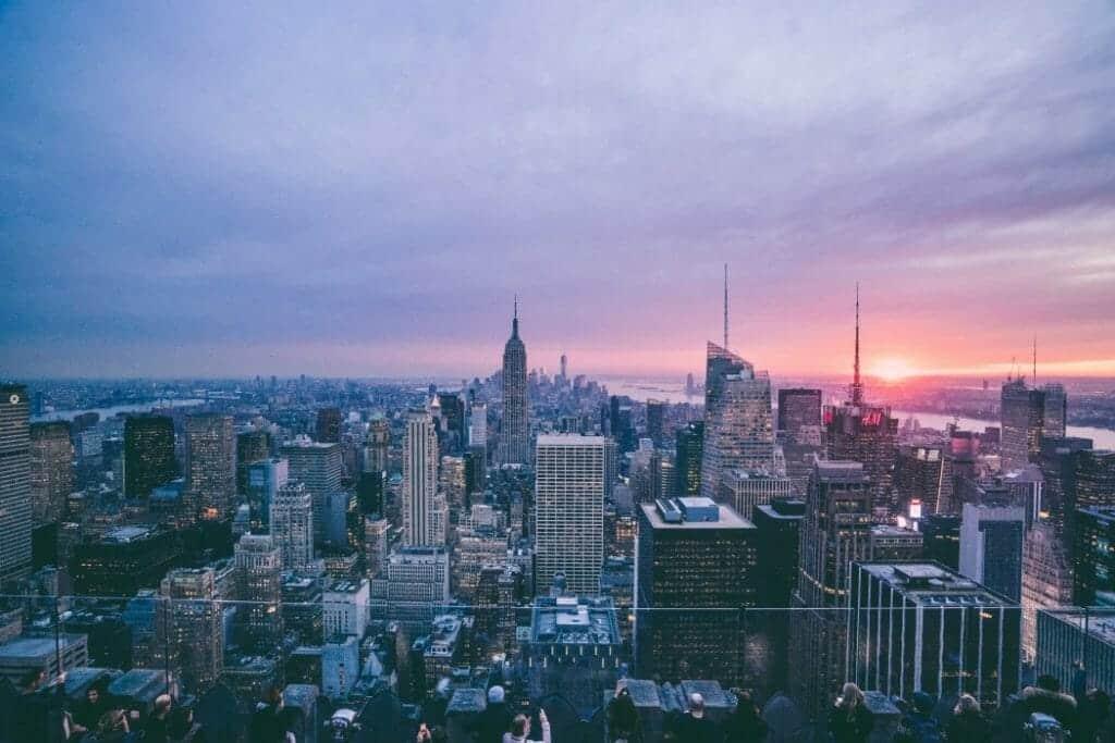 NYC-skyline-Summer-NYC