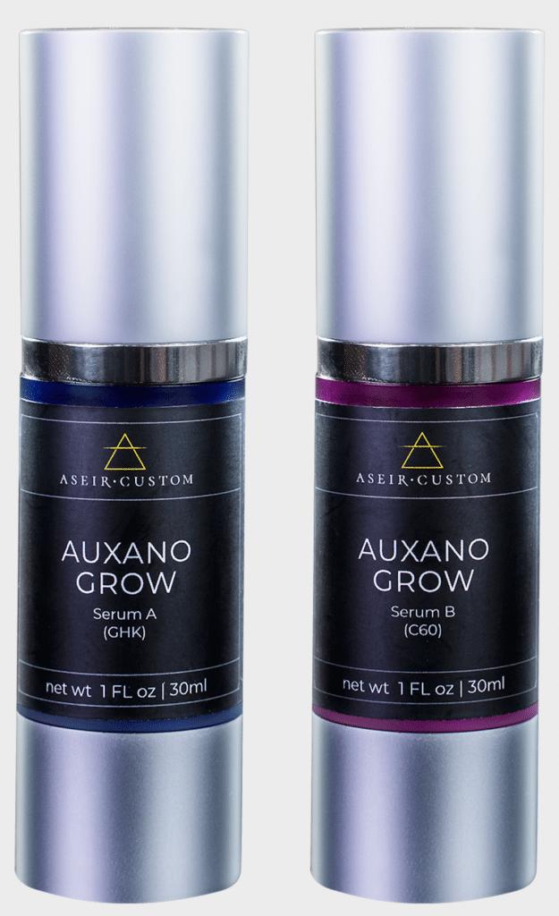 Auxano Grow Serum A & B
